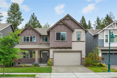 Gig Harbor Single Family Home For Sale: 10469 Sentinel Dr