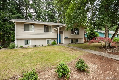Puyallup Single Family Home For Sale: 11601 95th Ave E