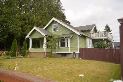 Tacoma Single Family Home For Sale: 6917 McKinley Ave