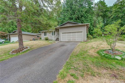Bellingham Single Family Home Sold: 4226 Cedar Hills Ct