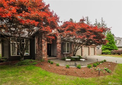 Duvall Single Family Home For Sale: 15624 278th Ave NE