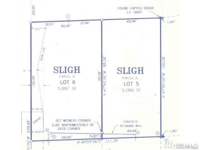 Blaine Residential Lots & Land For Sale: 7537 Sunset Dr