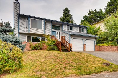 Bothell WA Single Family Home For Sale: $615,000
