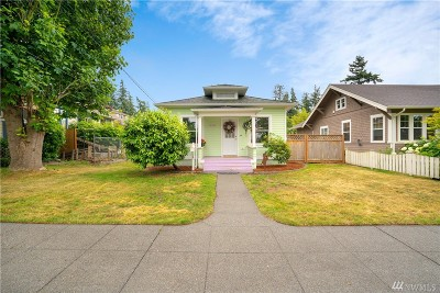 Skagit County Single Family Home For Sale: 126 E Highland Ave