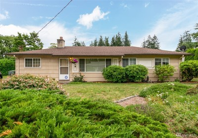 Lynnwood Single Family Home For Sale: 6518 192nd Place SW