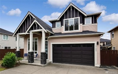 Bothell Single Family Home For Sale: 17200 42nd Dr SE