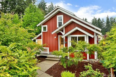 Langley Single Family Home Pending: 1037 High View St