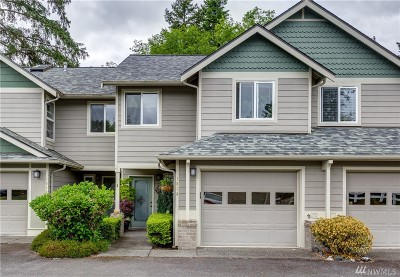 Bellingham Condo/Townhouse For Sale: 1814 Rosewood Lane