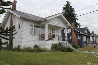 Everett Single Family Home For Sale: 2805 19th St