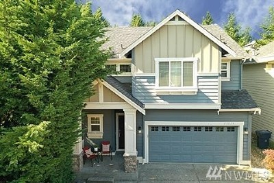 Bothell Single Family Home For Sale: 23032 35th Dr SE