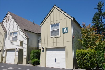 Everett Condo/Townhouse For Sale: 1600 121st St #A 108