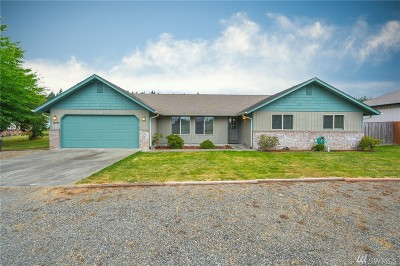 Chehalis Single Family Home For Sale: 3099 Jackson Hwy