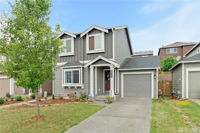 Spanaway Single Family Home For Sale: 20112 19th Ave E