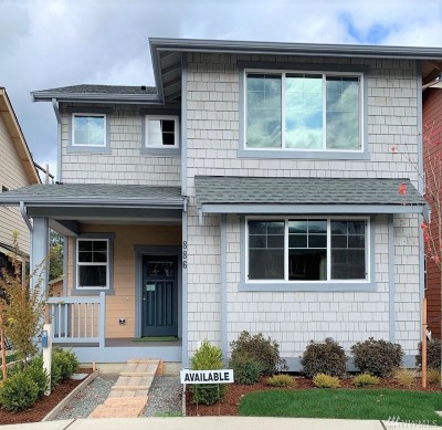 North Bend, Snoqualmie Single Family Home For Sale: 886 NE Second(Lot28) St