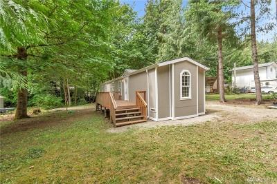 Single Family Home For Sale: 161 Spar Tree Dr