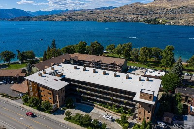 Chelan Condo/Townhouse For Sale: 2220 W Woodin Ave #212