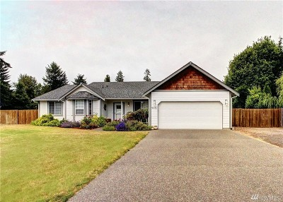 Thurston County Single Family Home For Sale: 9031 Spurgeon Meadows Ct NE