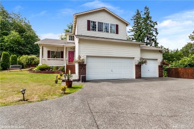 Federal Way Single Family Home For Sale: 27640 21st Place S