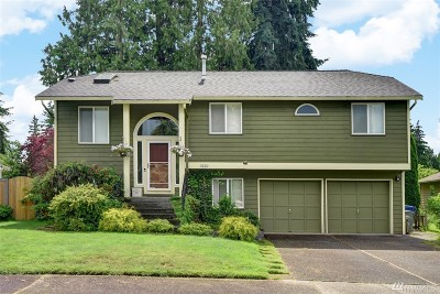Everett Single Family Home For Sale: 5532 148th St SE