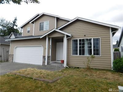 Tacoma Single Family Home For Sale: 943 127th St Ct E