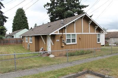 Everett Multi Family Home For Sale: 1009 52nd St SE