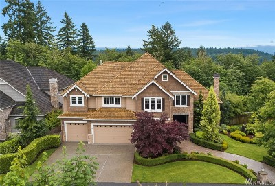 Sammamish Single Family Home For Sale: 2016 277th Ave SE