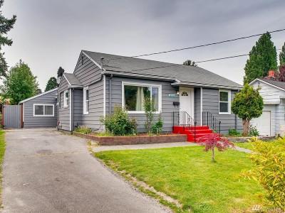 Tukwila Single Family Home For Sale: 13765 34th Ave S