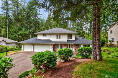 Port Orchard Single Family Home For Sale: 6404 McCormick Woods Dr SW