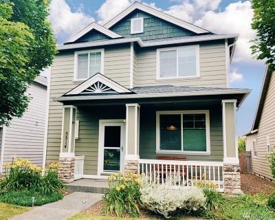 Lacey Single Family Home Pending Inspection: 5514 Balustrade Blvd SE