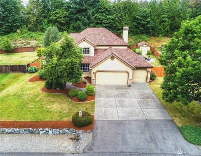 Covington Single Family Home For Sale: 18514 SE 277th Place