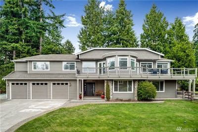 Edmonds Single Family Home For Sale: 8900 196th St SW