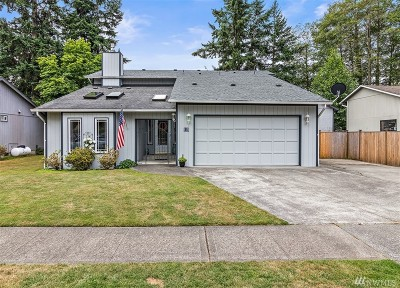 Pierce County Single Family Home For Sale: 910 N Frace St