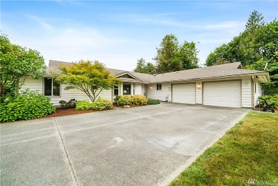 Olympia Single Family Home For Sale: 1333 22nd Ave SE