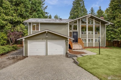 Renton Single Family Home For Sale: 14106 SE 162nd Place