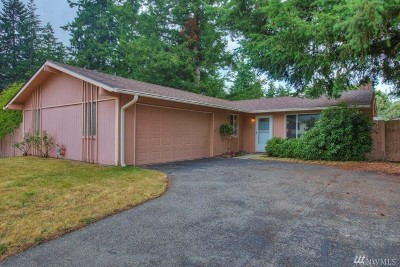 Federal Way Single Family Home For Sale: 33529 35th Ave SW