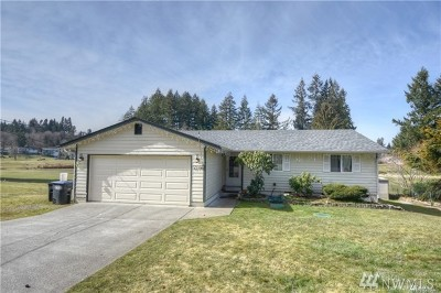 Olympia Single Family Home For Sale: 12146 Scott Creek Lp SW