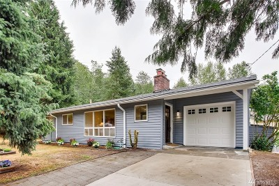 Bellevue Single Family Home For Sale: 13927 SE 24th St