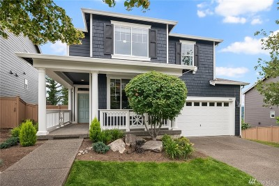 Snoqualmie Single Family Home For Sale: 34410 SE Burke St
