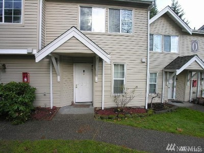Federal Way Condo/Townhouse For Sale: 2100 S 336th St #O-2