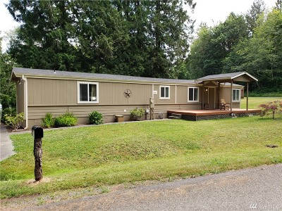 Single Family Home For Sale: 81 E Cedar Grove Lane