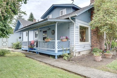 North Bend, Snoqualmie Single Family Home For Sale: 8089 Silva Ave SE