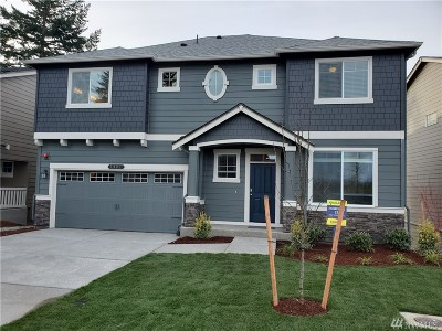 Bonney Lake Single Family Home For Sale: 7901 208th Ave E #13
