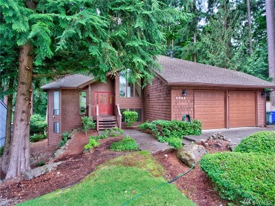 Bellevue Single Family Home For Sale: 4062 171st Ave SE