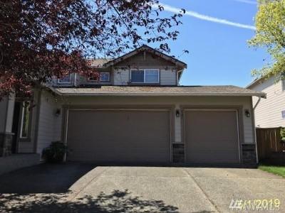 Renton Single Family Home For Sale: 321 Pasco Dr NE