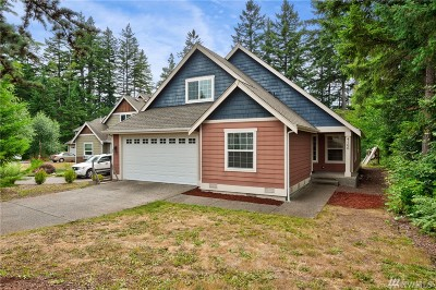 Port Orchard Single Family Home For Sale: 4166 Harris Rd SE