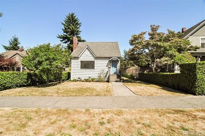 Seattle Single Family Home For Sale: 1930 45th Ave SW