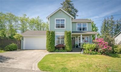 Bellingham Single Family Home For Sale: 3740 Tree Farm Lane
