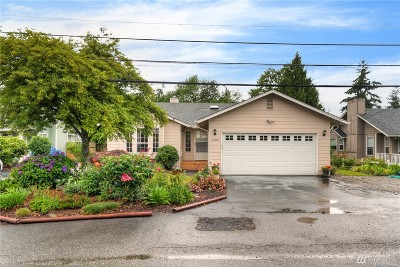 Single Family Home For Sale: 3624 49th Ave NE