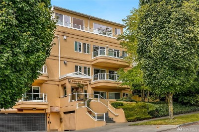 Condo/Townhouse For Sale: 801 2nd Ave N #204