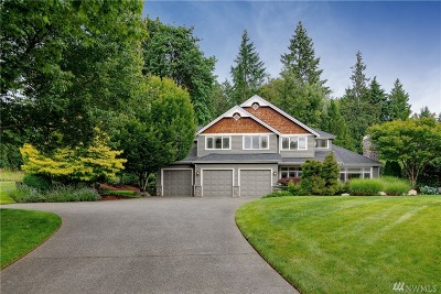 Woodinville Single Family Home For Sale: 21433 NE 143rd St